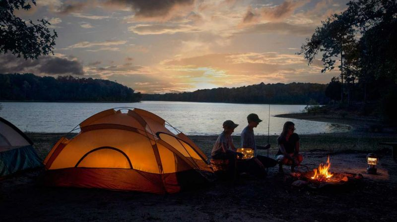 5 Reasons Why Camping Can Bring You Happiness | Under ...
